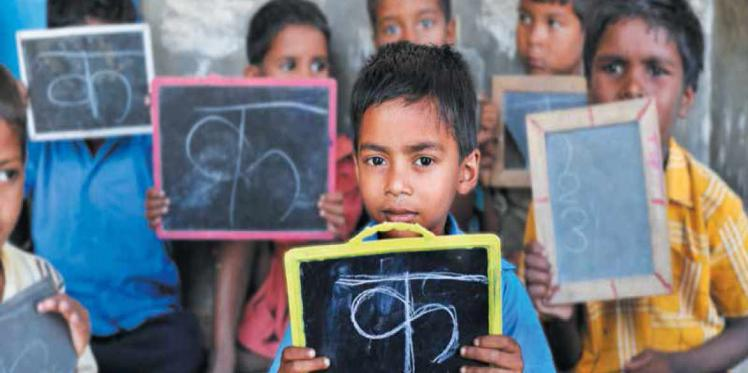 NGOs use innovative methods to promote education in underprivileged communities