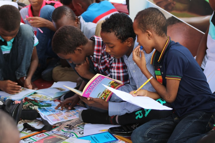 NGOs help children access their right to education